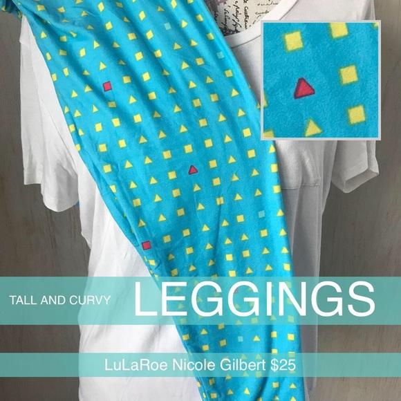 LuLaRoe Pants - Brand new LuLaRoe TC Legging